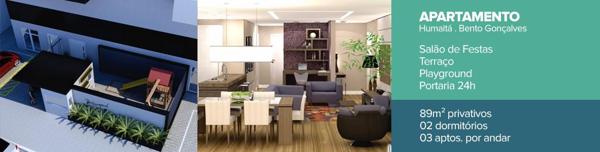 Apartamento - Humaitá