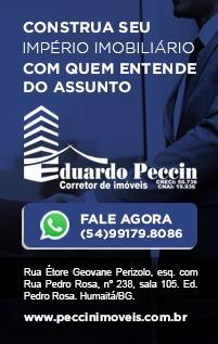 Eduardo Peccin - Corretor de Imóveis