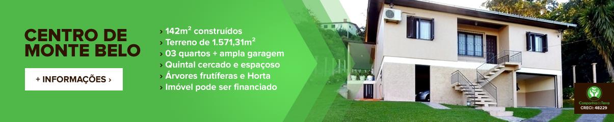 Sonia Brizola . Casa Monte Belo