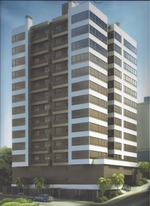 Apartamento novo com 01 dormitório, cozinha, sala de estar, área de serviço, churrasqueira, 01 banheiro, 01 box de garagem, sacada integrada, espera para água quente, rebaixe em gesso, gás central e 02 elevadores. O apto possui 52,68m² privativos.