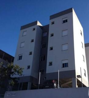 Apartamento Financiável, 2 dormitórios, sala, cozinha, banheiro, box para 1 veículo em andar alto. Ligue e agende uma visita