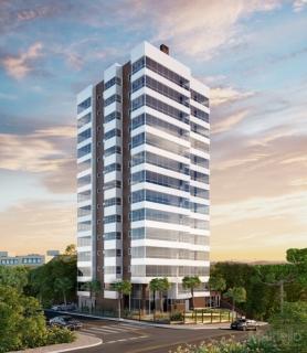 Horizon Residence - Privilégio infinito - Imóvel de Altíssimo Padrão com Localização Privilegiada  Conheça o hotsite do Horizon Residence  - 1 apartamento por andar; - Apartamentos de 276,02m²  e 311,18m² privativos; - Opção de até 4 vagas na garagem; - 2 elevadores, sendo um de serviço; - Edifício de esquina; - Espera para lareira; - Espera para split e calefação; - Bifeira na cozinha; - Medidores de água e gás individuais; - Espera para automação do apartamento; - Salão de festas integrado ao terraço; - Espaço para convívio e lazer; - Vidros termoacústicos e esquadrias em PVC; - Captaçnao da água da chuva; - Gerador para atender a iluminação das áreas comuns; - Salão de festas e Hall mobiliados; - Guarita; - Sistema de monitoramento por câmeras; - Prédio totalmente cercado.  Maiores informações, nossos Corretores estão a disposição. Lembre-se que com um Corretor de Imóveis sua negociação é sempre segura.