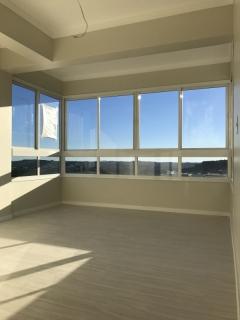 Apartamento NOVO, 2 dormi, sala, cozinha, banheiro social, área de serviço, 1 box de garagem. OBS: Consulte nossos corretores para maiores detalhes
