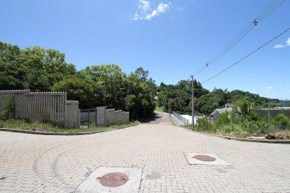 Terreno 31 com área total de 297,72 m².