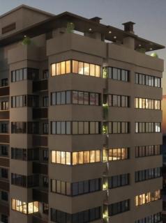 Residencial Liberi, um projeto pensado em oferecer felicidade! Novo empreendimento sofisticado que traduzem o bom gosto de uma escolha para vida,  apartamentos de 52,14 m² a 93,83 m² de áreas privativas em acabamento de alto padrão. O Residencial Liberi oferece todo conforto e comodidade para quem gosta de praticidade, no centro com toda infraestrutura de uma vida moderna e localização privilegiada, hall de entrada mobiliado, cinco apartamentos por andar com 2 e 3 dormitórios, suíte, rebaixe em gesso em todos os ambientes, espera para split, espera para painéis fotovoltaicos e espera para automação nos apartamentos. Medidores de gás e água individuais, terraço nas coberturas com vista encantadora, dando um toque de paz e liberdade para os melhores momentos em família com espaço Garden, e espaço Pet, salão de festas mobiliado porque contemplar é um privilegio!   *Previsão de entrega Junho de 2022.