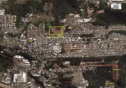 Pronto para construir!  Lote 11 da quadra A no Loteamento Camerini, com área total de 500,00m².