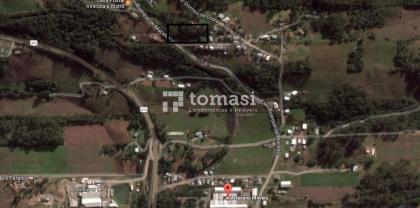 TOMASI Imóveis vende, terreno em São Valentin com 531,47m² de área total.