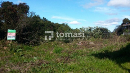 TOMASI Imóveis vende, terreno em declive ZR3 no bairro Verona com 650m² de área total.