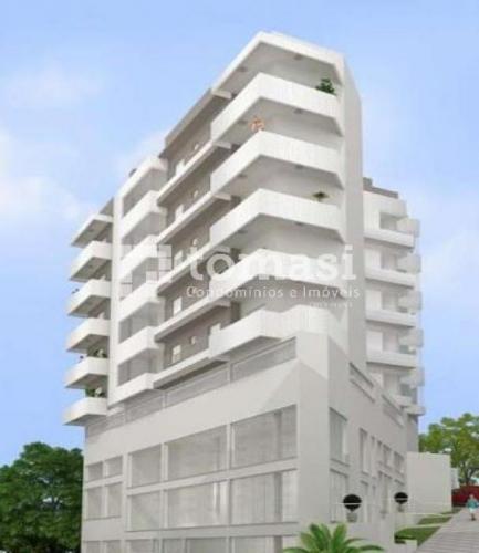 TOMASI Imóveis vende, sala comercial com banheiro, medindo 86,45m² de área privativa. Localizada de frente para a rua Pedro Rosa.