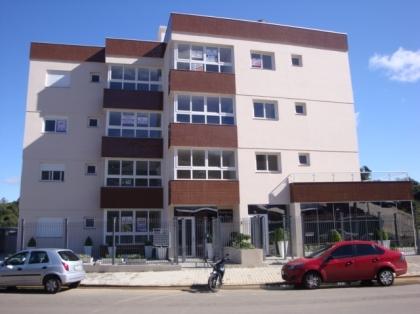 Apartamento com 2 dormitórios, novo, 01 box de garagem, 1 banheiro, cód. 0270