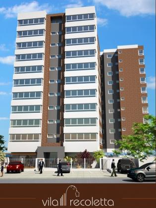 Lançamento apartamentos de 3 dormitórios com 92,70m² privativos, sala de estar com sacada integrada, cozinha, área de serviço e box de garagem! Visite nos e faça sua reserva!